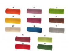 Jute-Tischband (farbig)