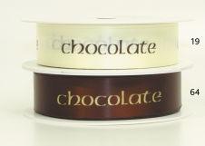 Dekoband - Chocolate