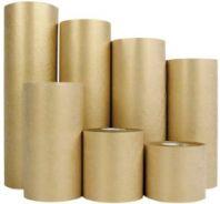 Druck-Folie (gold) für ERCO Maschinen